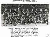 1944–45 New York Rangers season