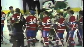 Montreal Canadiens win 1971 Stanley cup