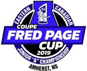 2019 Fred Page Cup
