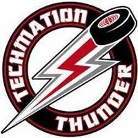 Airdrie Thunder logo