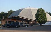 Eagle River Stadium Wisconsin Hockey Hall of Fame