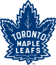 Toronto Maple Leafs Logo 1939 - 1967