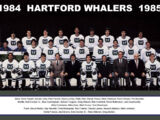 1984–85 Hartford Whalers season