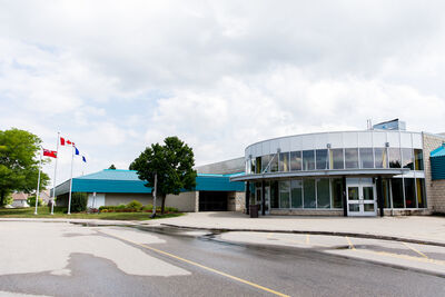 Hespeler Memorial Arena (Newer)