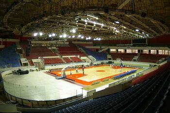 Main arena in1