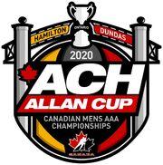 2020 Allan Cup logo