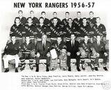1956–57 New York Rangers season
