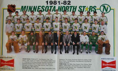 1981-1982 Stars