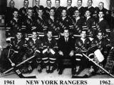 1961–62 New York Rangers season