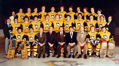 1983-84 Penguins