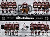 1950–51 Chicago Black Hawks season