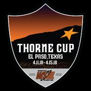 2018 Thorne Cup logo