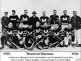 1925–26 Montreal Maroons season
