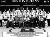 1977–78 Boston Bruins season