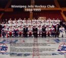 1994–95 Winnipeg Jets season