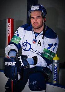 Alexei Kalyuzhny HC Dynamo Moscow