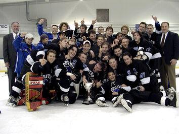 2003 CEHL champs Toledo Lightning