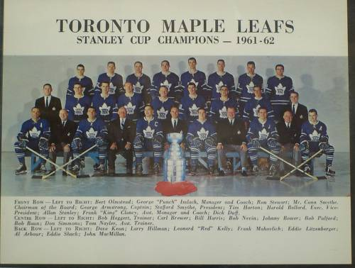 391ae7fc8 1962 Stanley Cup Finals   Ice Hockey Wiki   FANDOM powered by Wikia