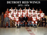 1973–74 Detroit Red Wings season