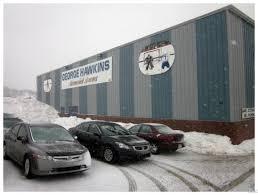 George Hawkins Arena