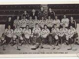 1954-55 Thunder Bay Junior Playoffs