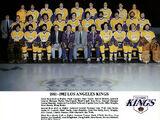 1981–82 Los Angeles Kings season