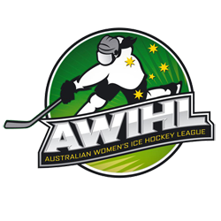 Australian Women's Ice Hockey League logo