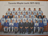 1971–72 Toronto Maple Leafs season