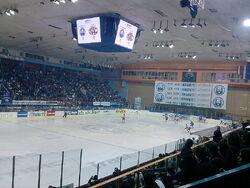 KHL Medvescak - KAC 15-01-2010