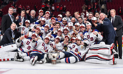 2017 World Junior Champions USA