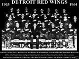 1963–64 Detroit Red Wings season