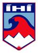Icelandic national ice hockey team logo