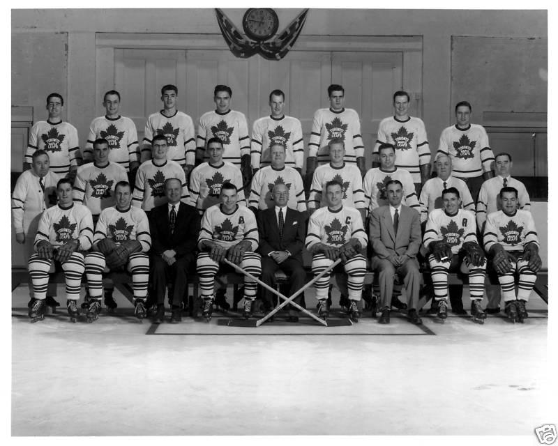 745219818 1951–52 Toronto Maple Leafs season   Ice Hockey Wiki   FANDOM ...