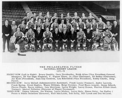71-72 Flyers