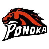 Ponoka Stampeders Official Logo
