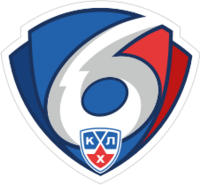 KHL 6th season logo