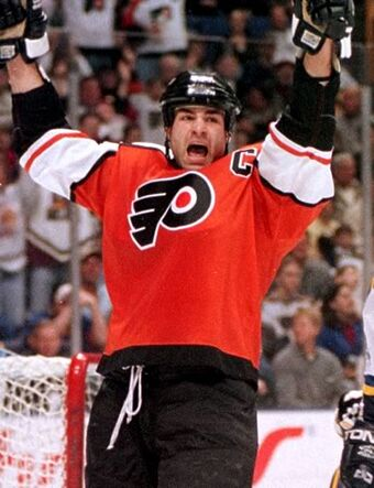 Eric Lindros | Ice Hockey Wiki | Fandom