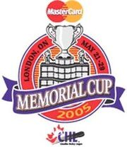 2005MemorialCup