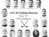 1937-38 OHA Senior Season
