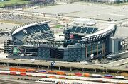 Lincoln Financial Field (Aerial view)