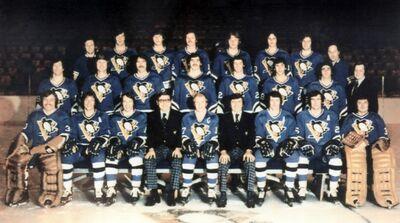 1974-75 Penguins