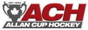 Allan Cup Hockey Logo 2017