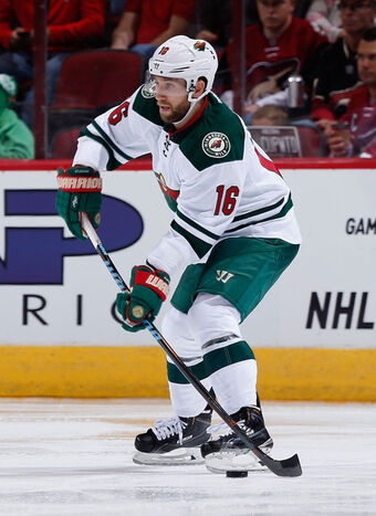 Jason Zucker Ice Hockey Wiki Fandom