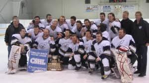 2012 Carillon Senior Hockey League Champions Niverville Clippers-0