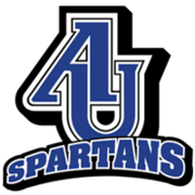 Aurora University Spartans logo