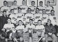 Dauphin Juveniles 1959-60 MB Champions
