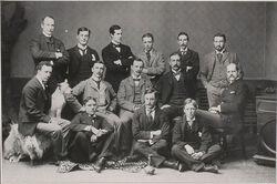 Ottawa Hockey Club 1894 team photo