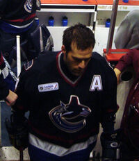 Todd Bertuzzi (Canucks)