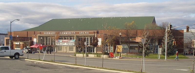 Sudbury Arena Capacity