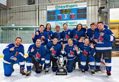 2019 ISHL champions Canadrill